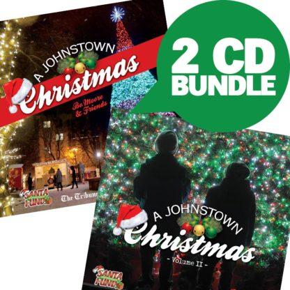 A Johnstown Christmas 2 CD Bundle