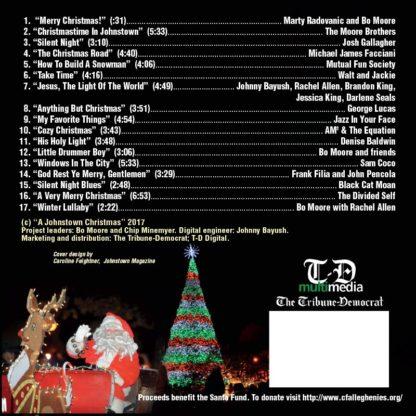 A Johnstown Christmas CD