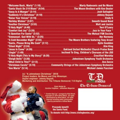 A Johnstown Christmas Volume II back