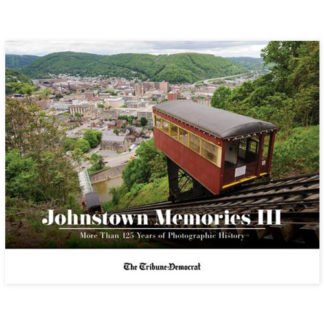 Johnstown Memories 3 Cover